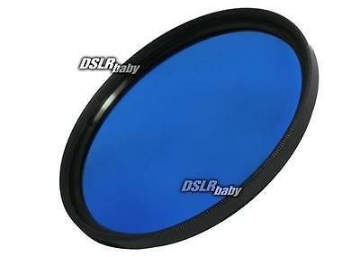 Color Filter blue red green yellow 46/49/52/55/58/62/67/72/74/77mm Screw Mount