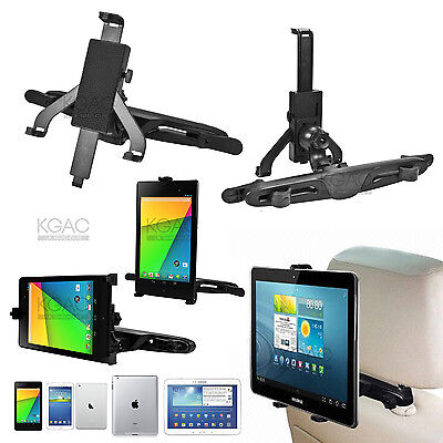 "Universel Support Voiture Pour Tablette iPad 2 3 4 mini & Galaxy Tab 2 3 7""-10"""