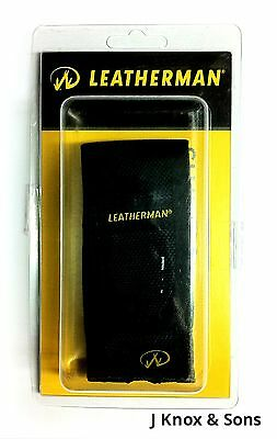 Leatherman 934810 Nylon Pouch Sheath Rebar Wave Charge Kick Fuse Crunch Blast