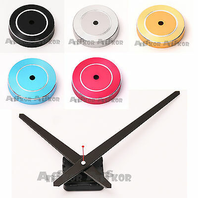 Seiko Repair Parts Low noise Sweep Movement+Hands+Cover for wall clock DIY-Black