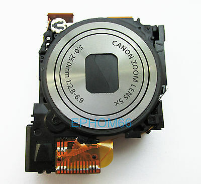 Genuine Lens Zoom Unit Repair Part For Canon PowerShot A2300 Camera  With  CCD