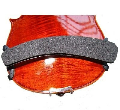VIOLA Black Shoulder Rest ~ Basic Standard Orchestra Student Beginner Band