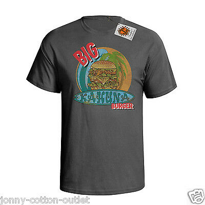 Big Kahuna Burger T-Shirt Inspired By Cult Movie Pulp Fiction New 3