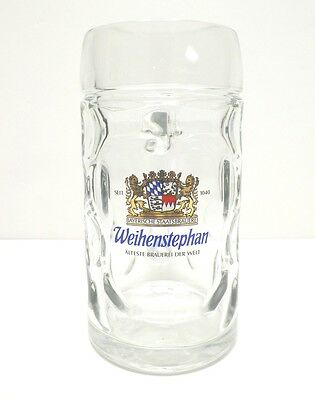 New Weihenstephan German Beer Mug 0.5L