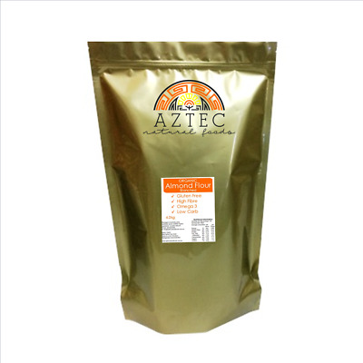 Almond Meal/Flour Blanched Organic Australian 4kg