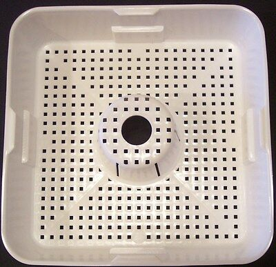 Floor Sink Basket Strainer Made in USA free shipping U.S. Patent 6537448