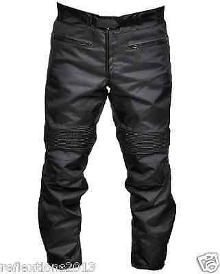 Textile Motorcycle Pant Waterproof Motorbike Trouser Biker Touring CE Protection