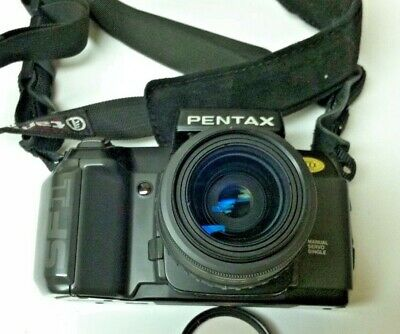 Pentax Sf1 Camera Outfit Case, Remote, Booklet