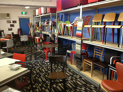 Timber Dinning Chairs  - CAFE  FURNITURE - Indoor chairs ON SALE! Stocks must GO