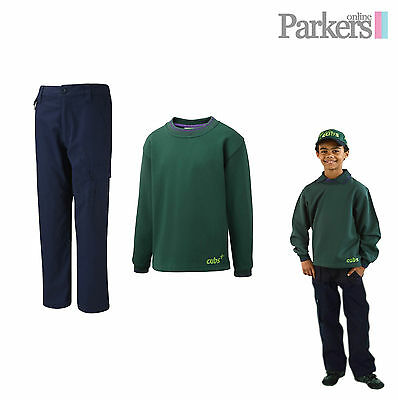 New Official Cubs Set Includes Sweatshirt And Activity Trousers