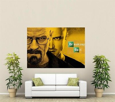 Breaking Bad Giant 1 Piece  Wall Art Poster TVF156
