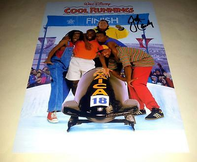"""Cool Runnings Pp Signed 12""""x8"""" Poster John Candy"""