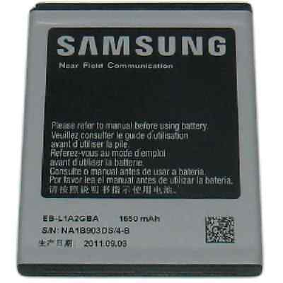Authentic Original OEM Samsung EB-L1A2GBA Battery Galaxy S 2 S II i777
