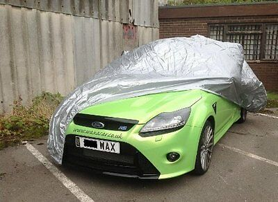 Ford Focus RS (05-11) Waterproof & Breathable Ultimate Protection Car Cover - XL