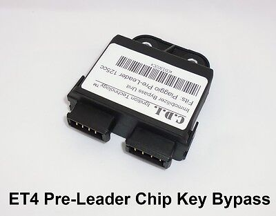 CDI Immobiliser Bypass Unit for Vespa ET4 125cc Pre-Leader Chip Key Ignition