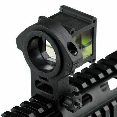 Reflect Angle Sight 360 Degree Rotate For Red Dot Holographic Sight Black