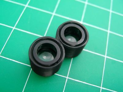10x 200nm-1100nm PMMA Collimating Lens/M9 P0.5 Frame