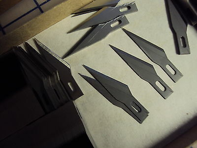 1000 blades #11 Hobby Knife Blades (new).