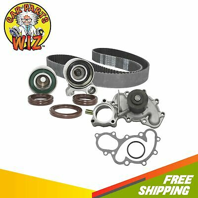 Timing Belt Water Pump Kit Fits 95-04 Toyota Tacoma Tundra 3.4L V6 DOHC 5VZFE