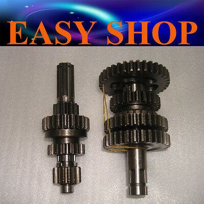 Semi Auto Eninge Shaft Gear Box Assembly 110cc 125cc QUAD BIKE ATV BUGGY GO KART