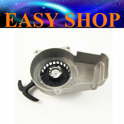 Alloy Pull Start Starter 33cc 47cc 49cc Mini ATV QUAD Bike Dirt Pocket Scooter