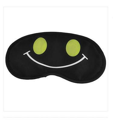 Precioso ANTIFAZ PARA DORMIR Máscara SONRISA SMILE  Sleeping eye mask  A1615