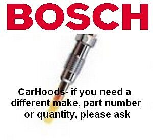 Bosch 0250202024 0250 202 024 Diesel Glow Heater Plug more available