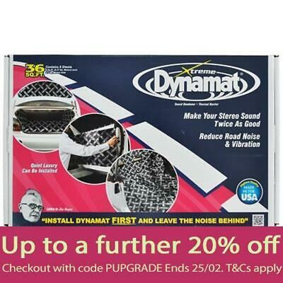 Dynamat 10455 Xtreme Bulk Pack (9 Sheet) with AUST DYNAMAT WARRANTY