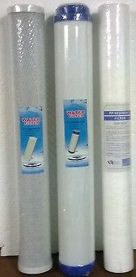 """1 Set Replacement 20"""" Koi  /  Pond Water Filters"""