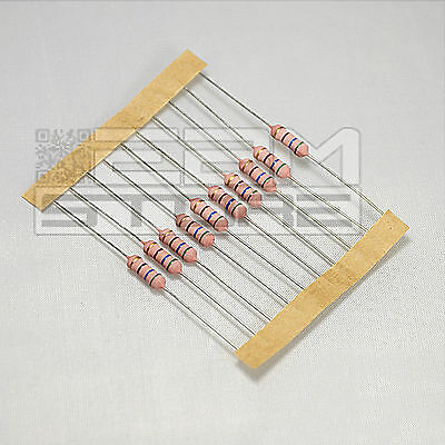 10 pz RESISTENZE 1W 220 Ohm - ART. B029