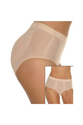 Silicone Buttocks Brief Enhancer Tummy Control Girdle S M L XL 2X 3X 4X 5X 7010
