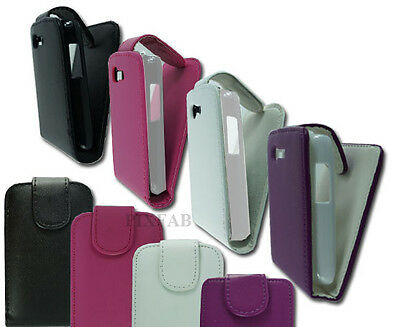 New Flip Pu Leather Case Cover Pouch For Samsung Galaxy Pocket Neo S5310 S5312