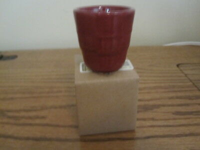 New Longaberger Woven Traditions Toothpick Holder