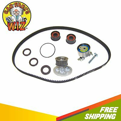 Timing Belt Water Pump Kit Fits 04-08 Suzuki Forenza Reno 2.0L DOHC 16V