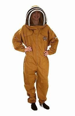 Buzz Beekeepers Bee suit Olive - 4XL (Extra Extra Extra Extra Large)