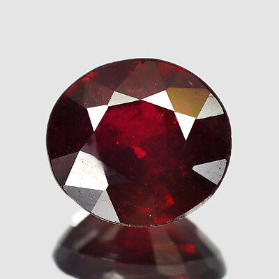 2.63 CT  RUBIS NATUREL   VS  pierres précieuses fines GEMS 131744