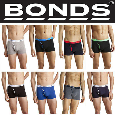 Authentic Bonds Men Mens Guyfront Trunk Underwear Shorts Fluoro Briefs S M L XL