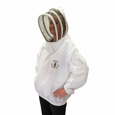 Buzz Beekeepers Bee Jacket/ Tunic (Fencing Veil) - 4XL