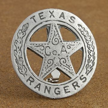 Heroes of the West Texas Ranger Badge