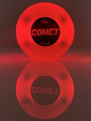 Backyard Ice Rink - The Comet Puck (RED)