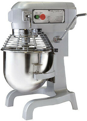 Quattro B20K Heavy Duty Planetary Mixer For Caterers. 20 ltr Bowl. Special Offer