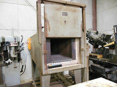 Electra Box Furnace, Model 181860, 1200 deg.