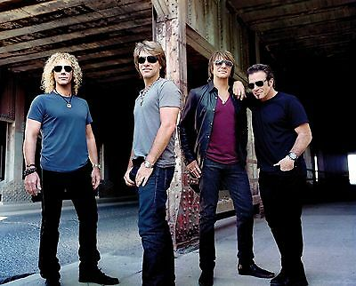 Bon Jovi 8X10 Glossy Photo Picture