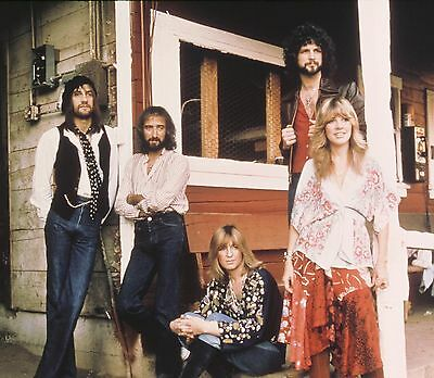 Fleetwood Mac 8X10 Glossy Photo Picture Image #2