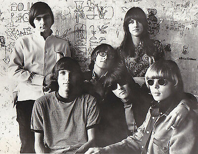 Jefferson Airplane 8X10 Glossy Photo Picture