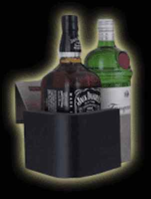 CORNER GUARD by SPEED GUARD Bar Restaurant Speed Rail Rack Cushion Bartender Pad