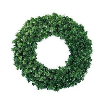 "Barcana 24"" Alaskan Fir Wreath - Christmas Wreath No Lights"