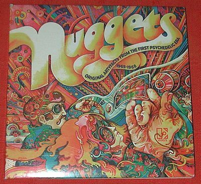 NUGGETS CD - ORIGINAL ARTYFACTS FROM THE PSYCHEDELIC ERA 1965-1968