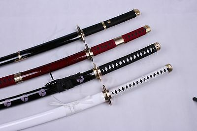 One Piece Roronoa Zoro cosplay costume Kostüm Schwert sword blade Waffe weapon