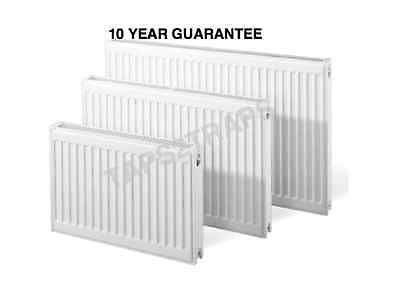 Small 400mm High x 400mm Wide Single Panel Single Convector Radiator Type 11